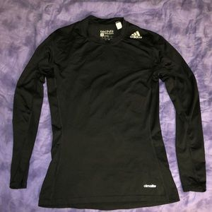 Adidas Long Sleeve Compression Shirt